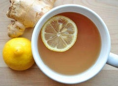 1 lemon tea