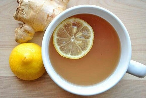 1 lemon tea treat joint pain naturally