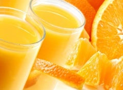 1 orange juice