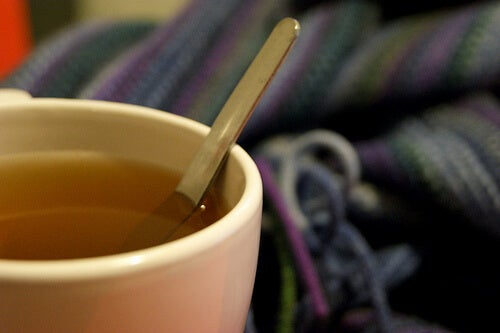 detoxifying tea