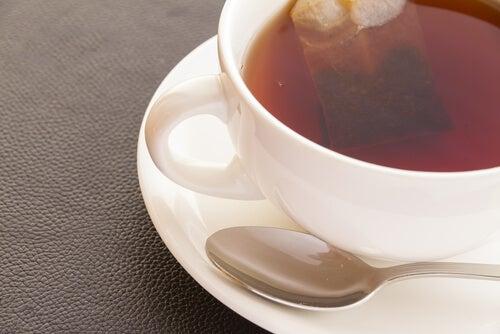 4 black tea