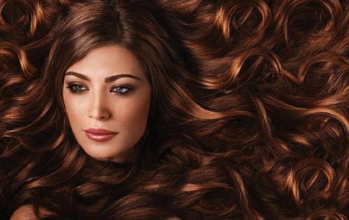 4 wavy hair