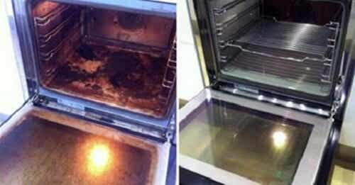 Natural Products to Clean Your Oven With