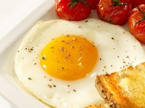 지방을 태우고 단백질