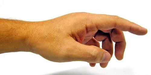 Finger splinters
