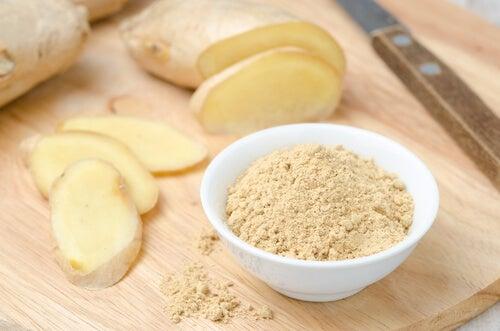 Ginger-root-powder