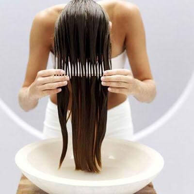 Hair health with many homemade remedies