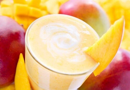 Mango Smoothies for Weight Loss