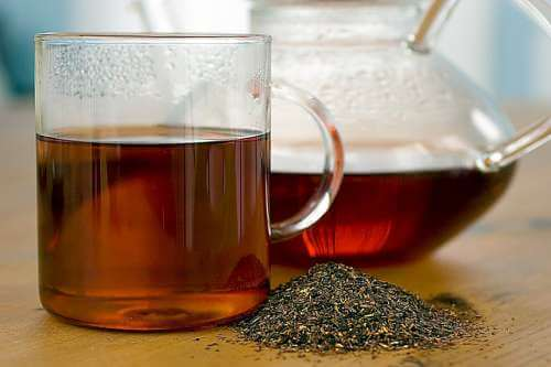 Red pepper tea