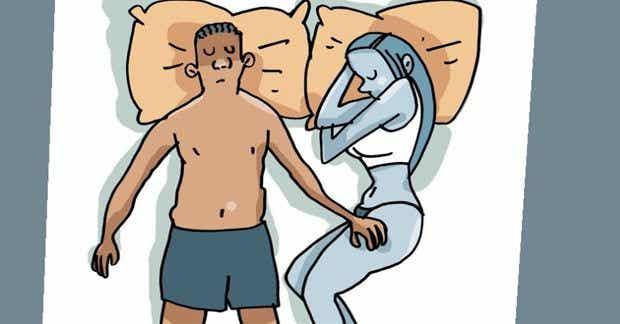 Sleep When it's Very Hot – Helpful Tricks