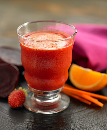 Carrot smoothie eases intestinal problems