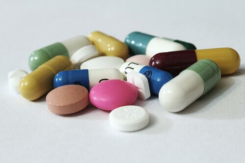 Causes of stomach aches include medications such as ibuprofen