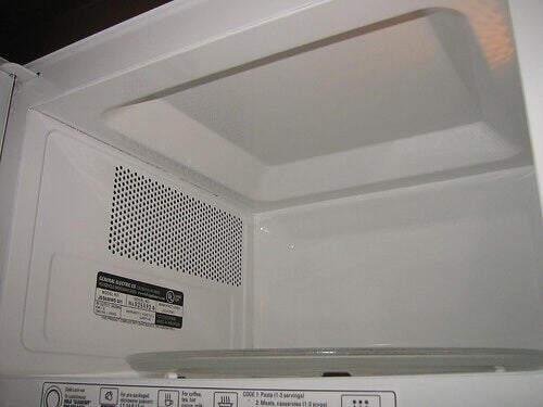 Negative effects of microwaves