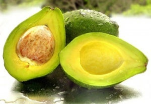 Face masks for the skin using avocado