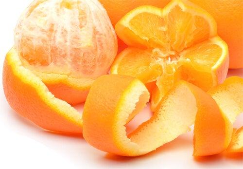 Orage peel may help balance cholesterol levels
