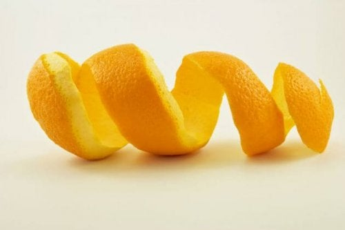 Benefits of orange peel twist