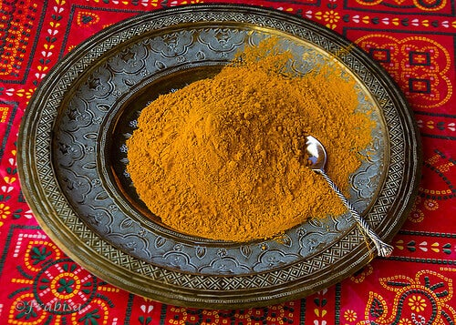 Turmeric and other spices anti-inflammatory broth reduce cancer risk