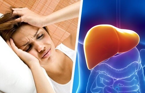 Relationship between a Headache and Liver