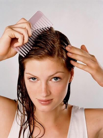 2 comb hair