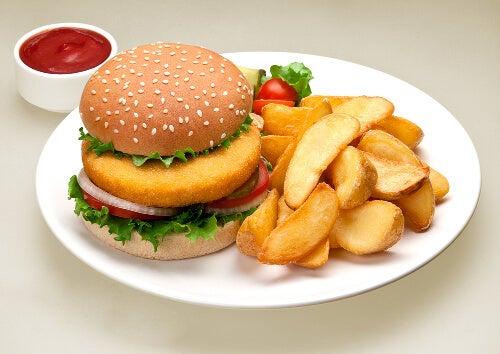 2 fast food