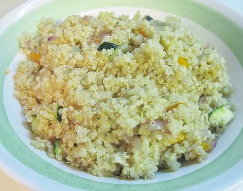 2 quinoa