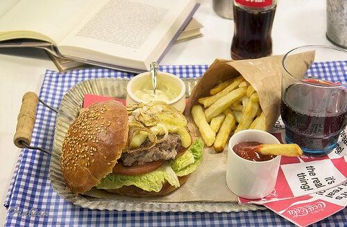 3 fast food