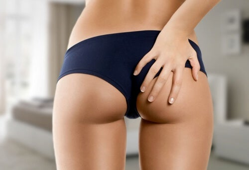 If you balance your hormones, you may be helping reduce buttocks fat.