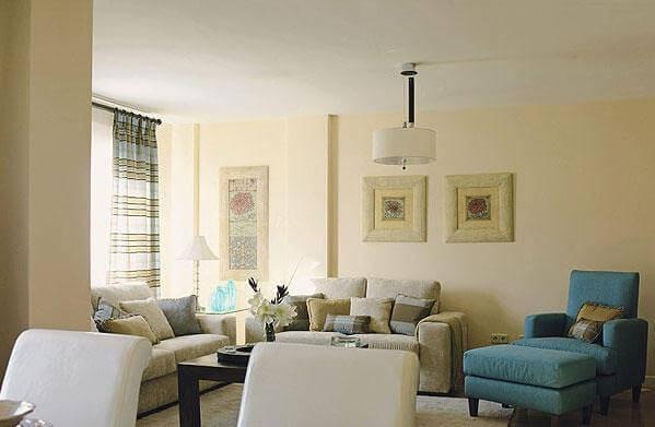 3 living area