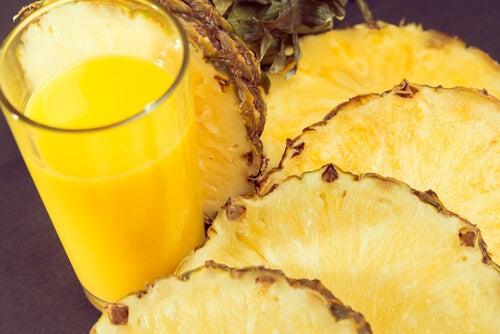 3 pineapple juice
