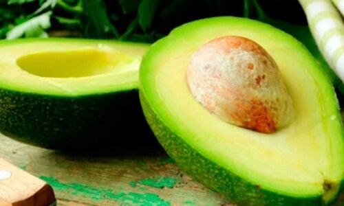 4 avocado