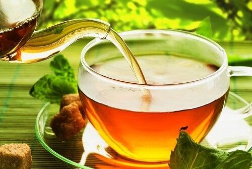4 digestive tea