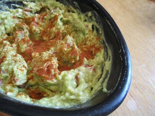 4 guacamole
