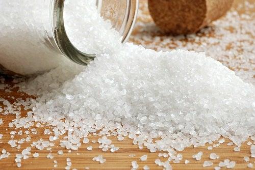 5 sea salt