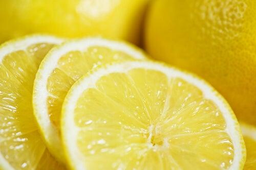 6 lemon