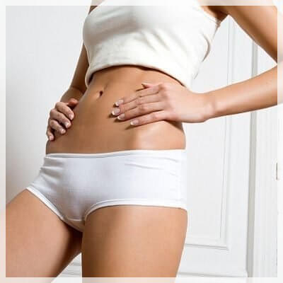 Reducing belly fat to get a flat stomach