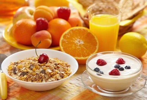 Healthy breakfast examples to reduce your caloric intake