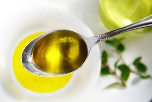 Lemon and olive oil cure