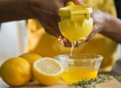 Lemon for purifying your body