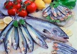 Oily-fish for an active brain
