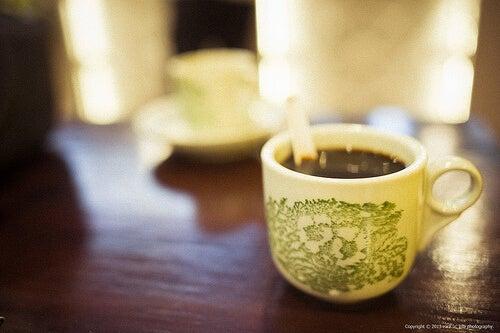커피는 소화를 촉진한다