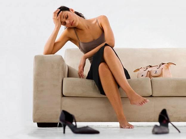 get rid of fatigue