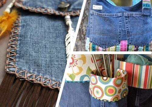 9 Ways to Reuse Old Jeans