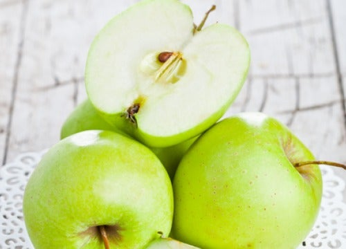 lose weight with apples