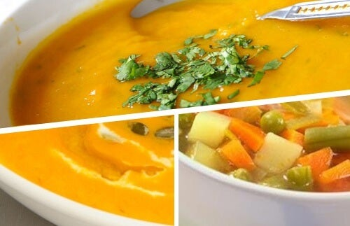 5 Delicious, Creamy Soups to Lose Weight