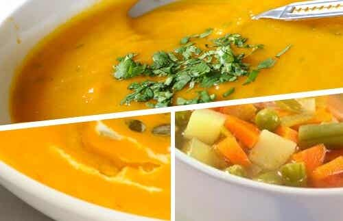 Soups to Lose Weight: 5 Delicious & Creamy Alternatives