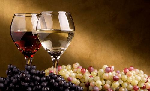 wine Mediterranean diet