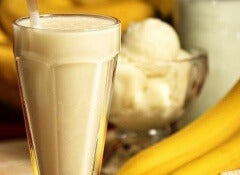 1 banana smoothie