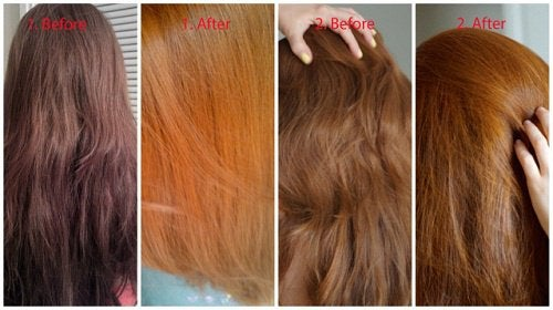 1 lighten your hair
