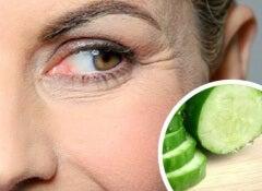 1 wrinkles eyes