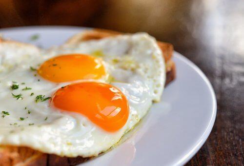 탈모 예방에 달걀